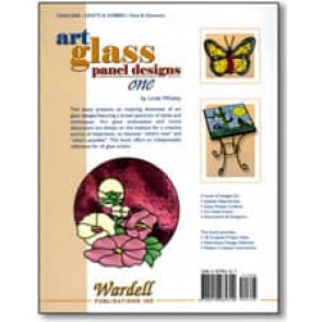 Patronenboek Art Glass Panel Designs 1