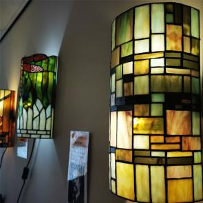Wandlamp cilinder Blok