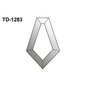Facet druppel 71x108mm (TD-1283)