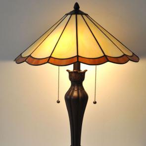 Tafellamp Foka | Angelique12 met rand