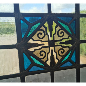Glasinlood 027 | 78x72 cm raam