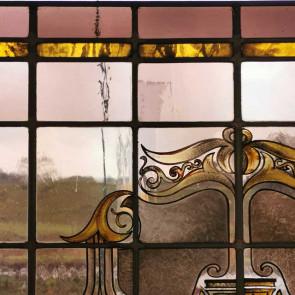 Glasinlood 015 | 112x66 cm Voorzetraam oud