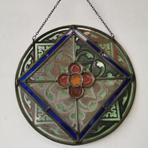 Glasinlood 016 | 37 cm raamhanger