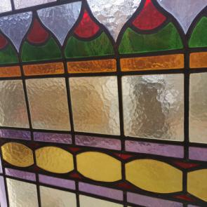 Glasinlood 021 | 91x63 cm voorzetraam oud