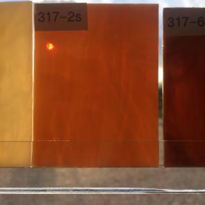 S317-2-F (0,12m²) Oranje-oker