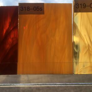 S318-05S-F (0,12m²) Oranje-oker