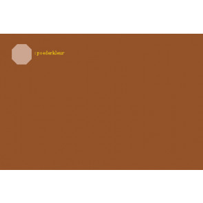 Verf 2874F bruin