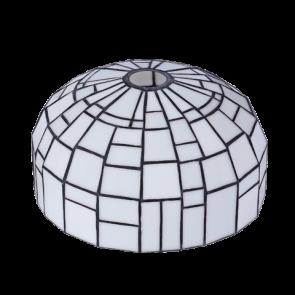 Lampenkap Iglo Opal 35x19cm