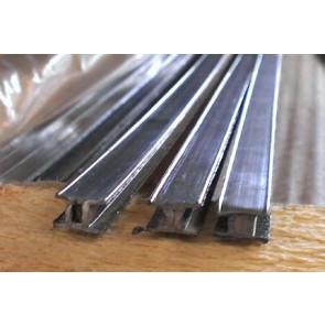 Loodprofiel H10mm (staalkern)