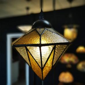 Hanglamp Aiko Yellow