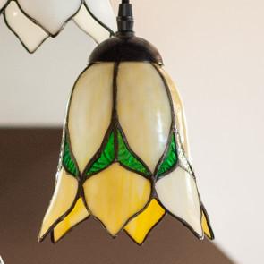 Hanglamp Lovely Flower Yellow
