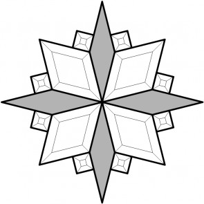 wybers ijsblauw (310AM)