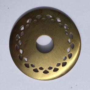 Afdekkapje geperforeerd (50-65-76-90 mm)