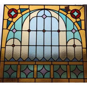 Glasinlood 123 |  237x88 Voorzetraam oud