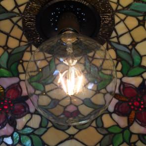 LED-lamp (L) E27 Ø12cm