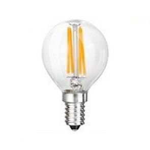 LED-lamp E14 bol Ø4,5cm 2 watt (niet dimbaar)