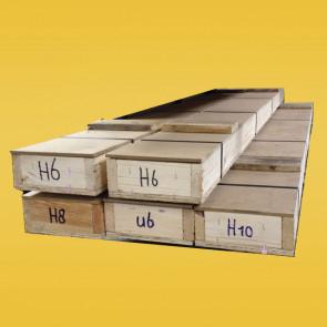 Loodprofiel kist 25kg H8