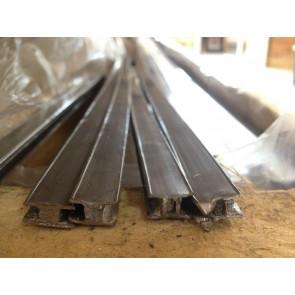 Loodprofiel H12mm (staalkern)
