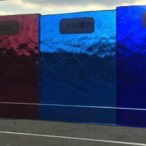 W243M (0,12m²) nachtblauw Blauw