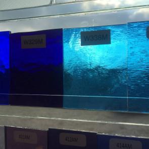 W338M (0,87m²) Blauw