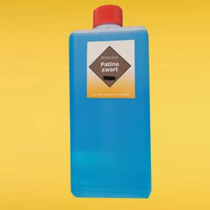 Patina zwart  (500 ml)