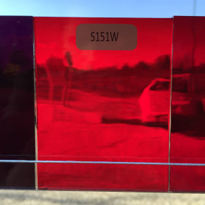 S151W-F (0,12m²) Rood