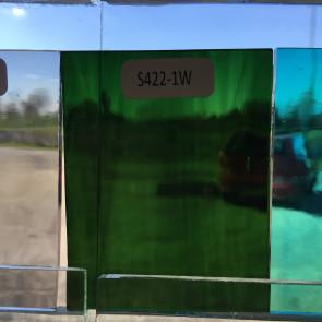 S422-1W-F (0,12m²) Groen