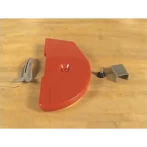 Taurus 3 losse rode kap voor mobiel gebruik