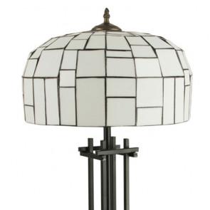 Tafellamp Iglo Opal 30cm Zwart