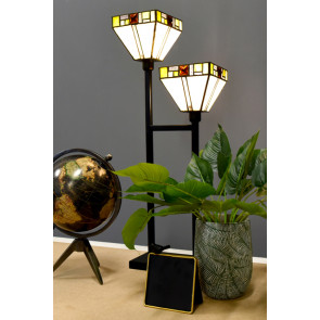 Tafellamp Tiffany 28x70 cm