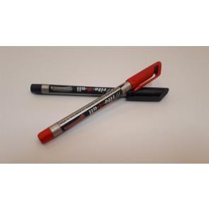 Viltstift rood