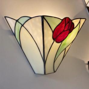 Wandlamp schelp Tulip