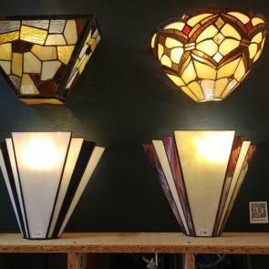 Wandlamp Foka | Art Deco