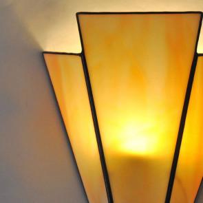 Wandlamp Foka  | Art Deco 3punt