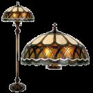 Klassieke vloerlampen