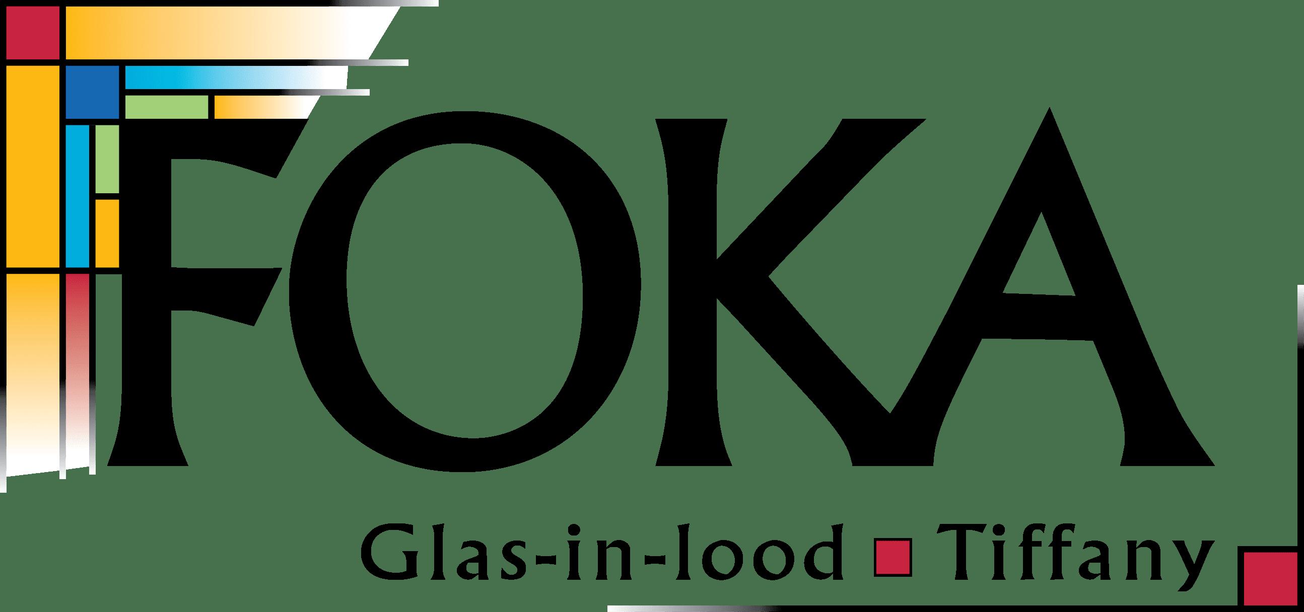 Foka glas in lood
