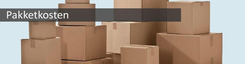 Verzending online bestellingen